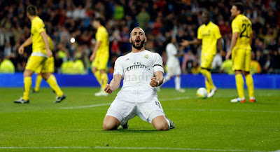 benzema-real-madrid-3-villarreal-0