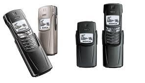 spesifikasi Nokia 8910