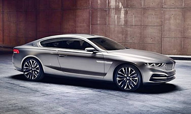 2019 BMW 7 series Coupe Price, Specs and Release date
