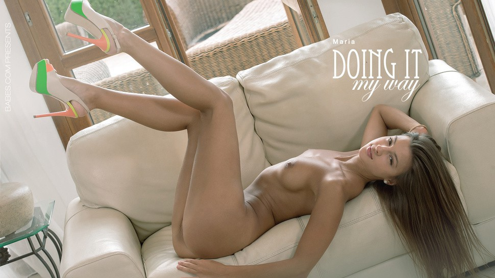Babes – Maria – Doing It My Way HDVideo