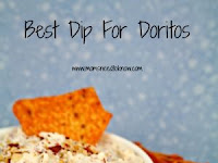 BEST DIP FOR DORITOS RECIPE