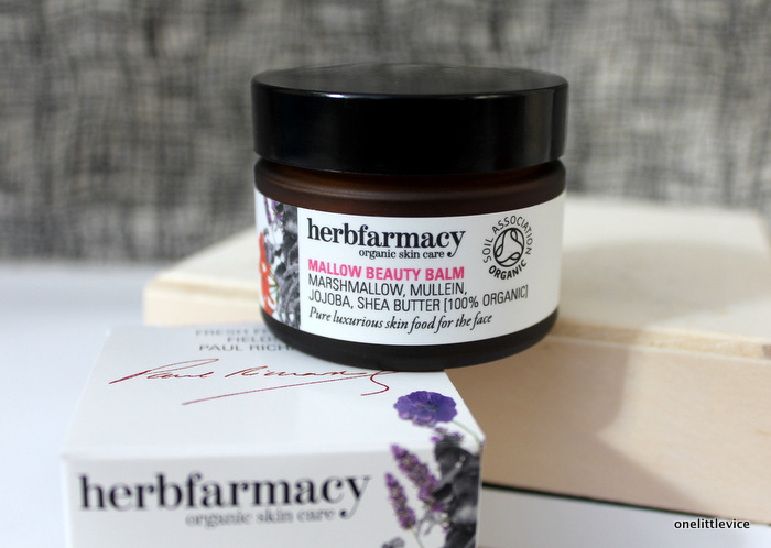 onelittlevice beauty blog: organic skincare recommendations