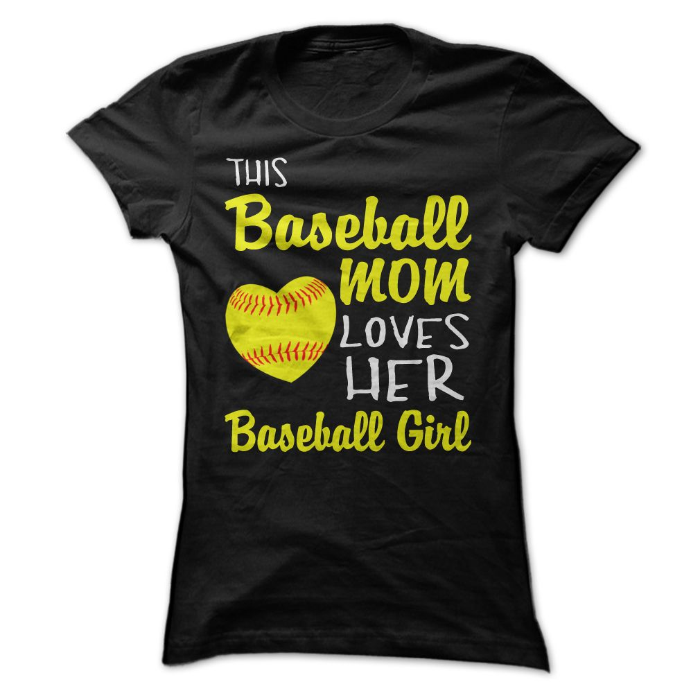 Baseball Mom Tee Shirts