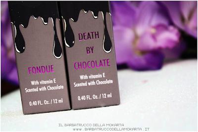 lip lava molten chocolate liquid lipstick  recensione