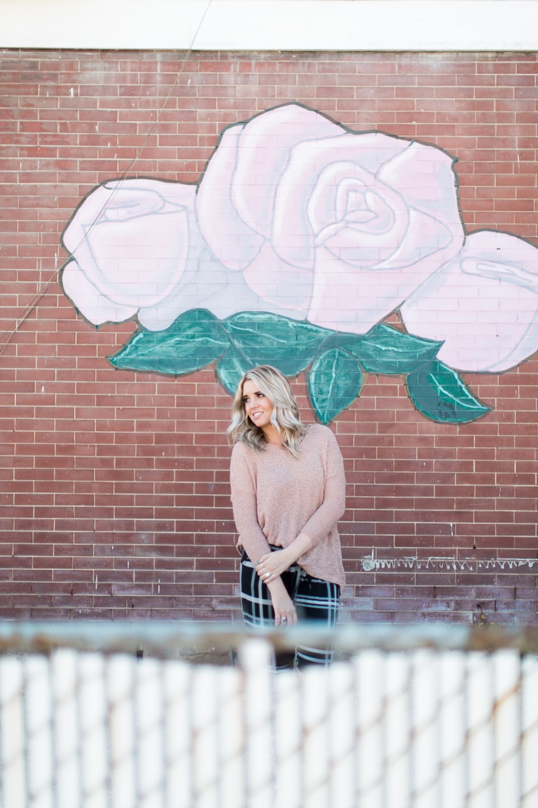 Rose Sweater, Modest Fashion Blogger, Goldies