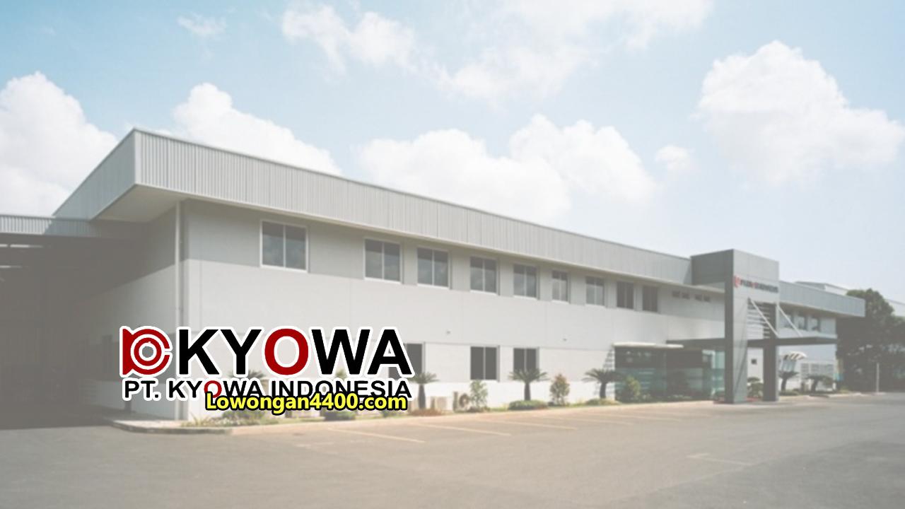 PT. Kyowa Indonesia