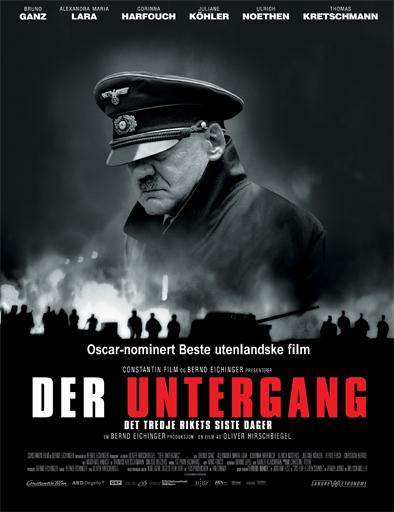 Ver El hundimiento (Der Untergang) (2004) Online