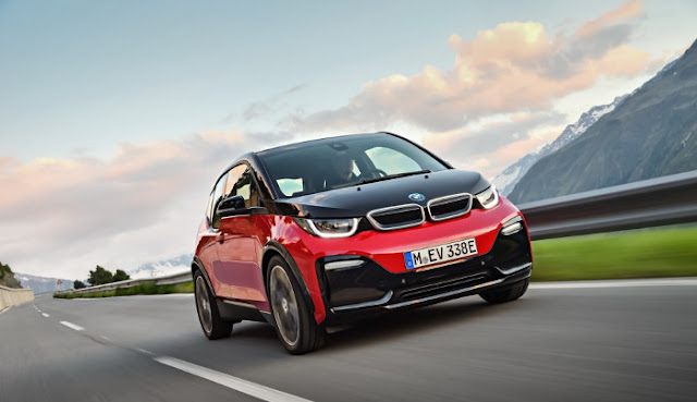 "BMW i3s (2018): How about the ""GTI"" electric!"