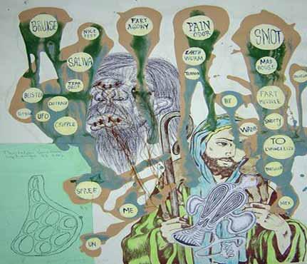 muucollage: Cisco Jiménez, Collage Mexicano