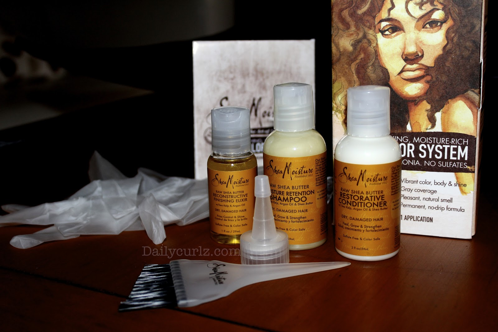 Sheamoisture Hair Color System Reviewresea Dailycurlz