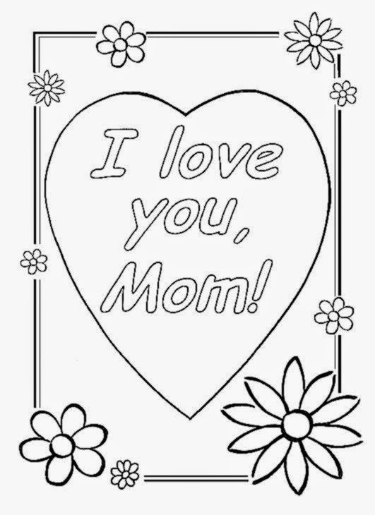 Coloring Pages Mothers Day Flowers: Mothers day flowers ...