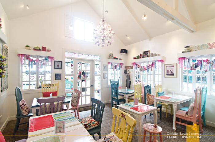 Chew Love Restaurant Tacloban Interiors