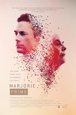 Marjorie Prime 2017 DVD Custom HD Latino