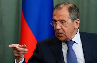 ο ρώσος υπουργός Εξωτερικών, Σεργκέι Λαβρόφ