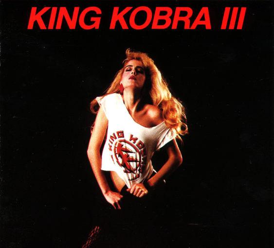 KING KOBRA - King Kobra III [digitally remastered Digipak reissue] (2018) full