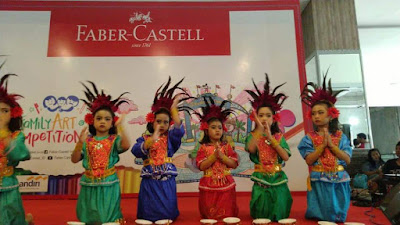 Faber Castell Family Art Competition 2018