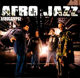 Afro Jazz - Afrocalypse (1997) Flac