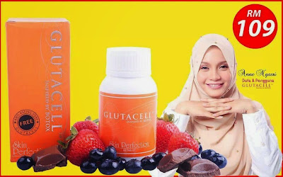 Glutacell Inspired By Botox Murah RM90 | PANAS GILER!! - DJDANCHEF