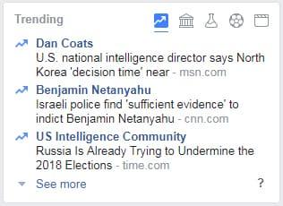 Facebook Trending क्या है?