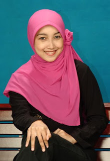 Tutorial cara memakai hijab modern