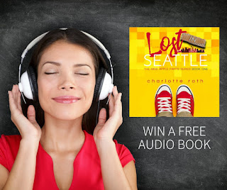 Win a free audio book - lost in seattle - author: charlotte roth