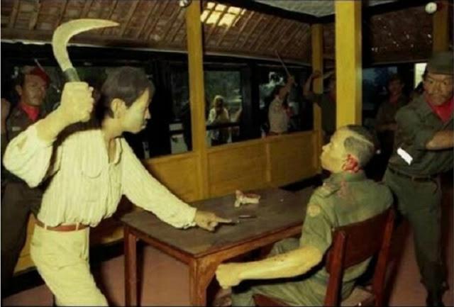 NGERI...! Inilah Yang Akan Terjadi Jika Tahun 1965 PKI Menang di Indonesia.