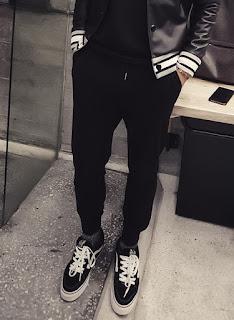 Celana Chino Korea Model Terbaru Juni 2016
