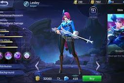 Build Item Terbaik dan Cara Menggunakan Lesley si Sniper
