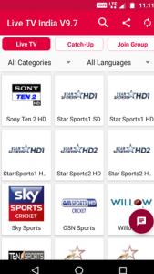 Live TV India V10 v14.0 AdFree Full APK