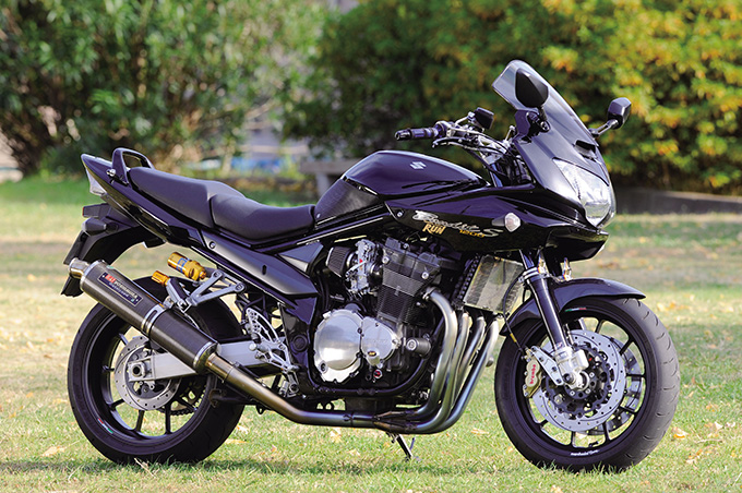 Planet Japan Blog: Suzuki GSF 1200S Bandit by Technical ...