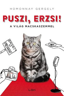 Homonnay Gergely – Puszi, Erzsi! könyves vélemény, könyvkritika, recenzió, könyves blog, könyves kedvcsináló, György Tekla, Tekla Könyvei