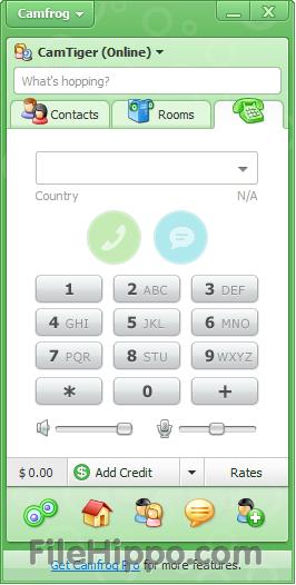 Free Download Camfrog Video Chat v6.4.253 Final