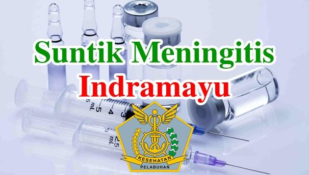 Alamat Tempat Suntik Vaksin Meningitis di Indramayu