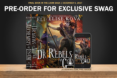 The Rebels of Gold Preorder
