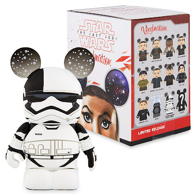 Star Wars: The Last Jedi Vinylmation Series by Disney