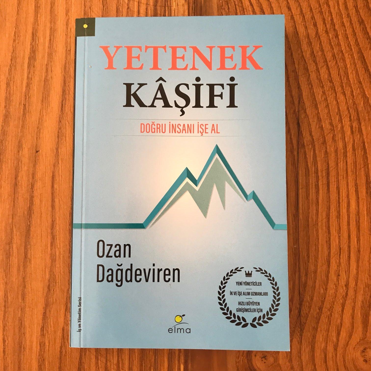 Yetenek Kasifi - Dogru Insani Ise Al (Kitap)