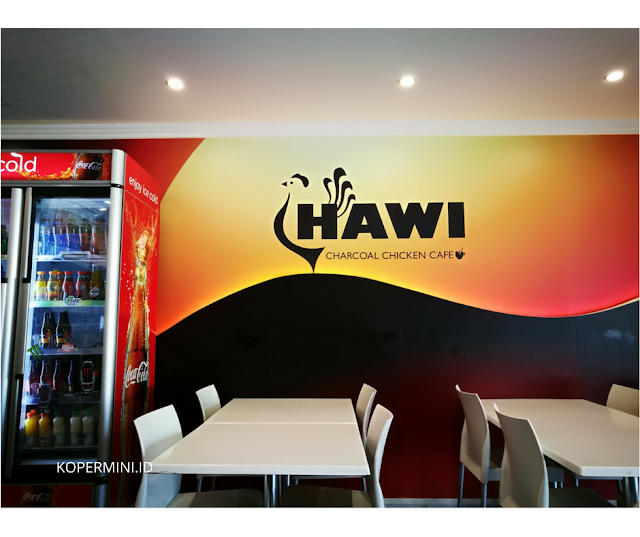 Hawi Charcoal Chicken Honeywell boulevard, perth