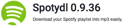 Spotydl 2016 Offline Installer