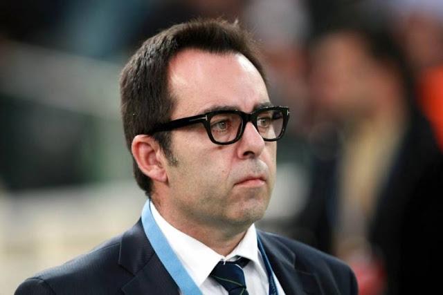 Ανέλαβε αθλητικός διευθυντής στη Μετς ο Φρέιτας