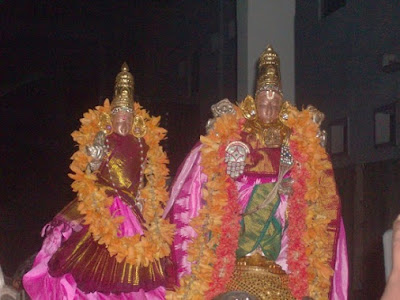 Pavithrothsavam at Srirangam Ranganathaswamy Temple