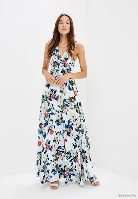 Vestidos Largos Informales