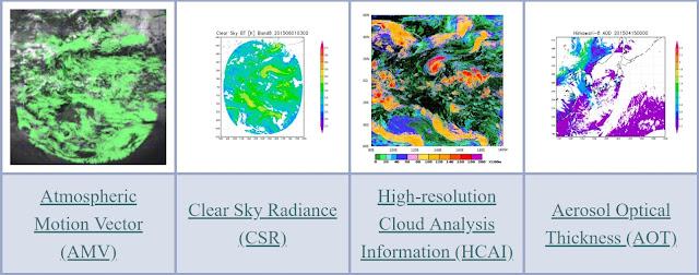 Satelit cuaca - meteorologi
