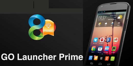 GO Launcher PRIME – 3D parallax Themes & HD Wallpapers V1.021