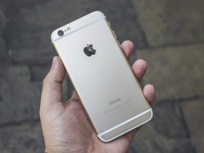 Mua iPhone 6 cu o Ha Noi