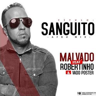 Dj Malvado feat. Robertinho & Vado Poster