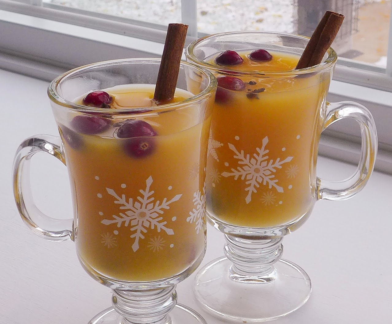 Lion House Wassail (adapted from Christmas Recipes from the Lion House ...