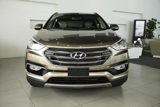 Đánh giá Hyundai SantaFe 2018 ảnh 3