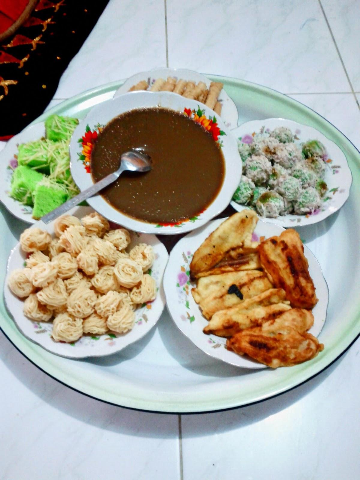 sikayo makanan khas kabupaten kampar