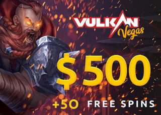 Vulkan Vegas Offer