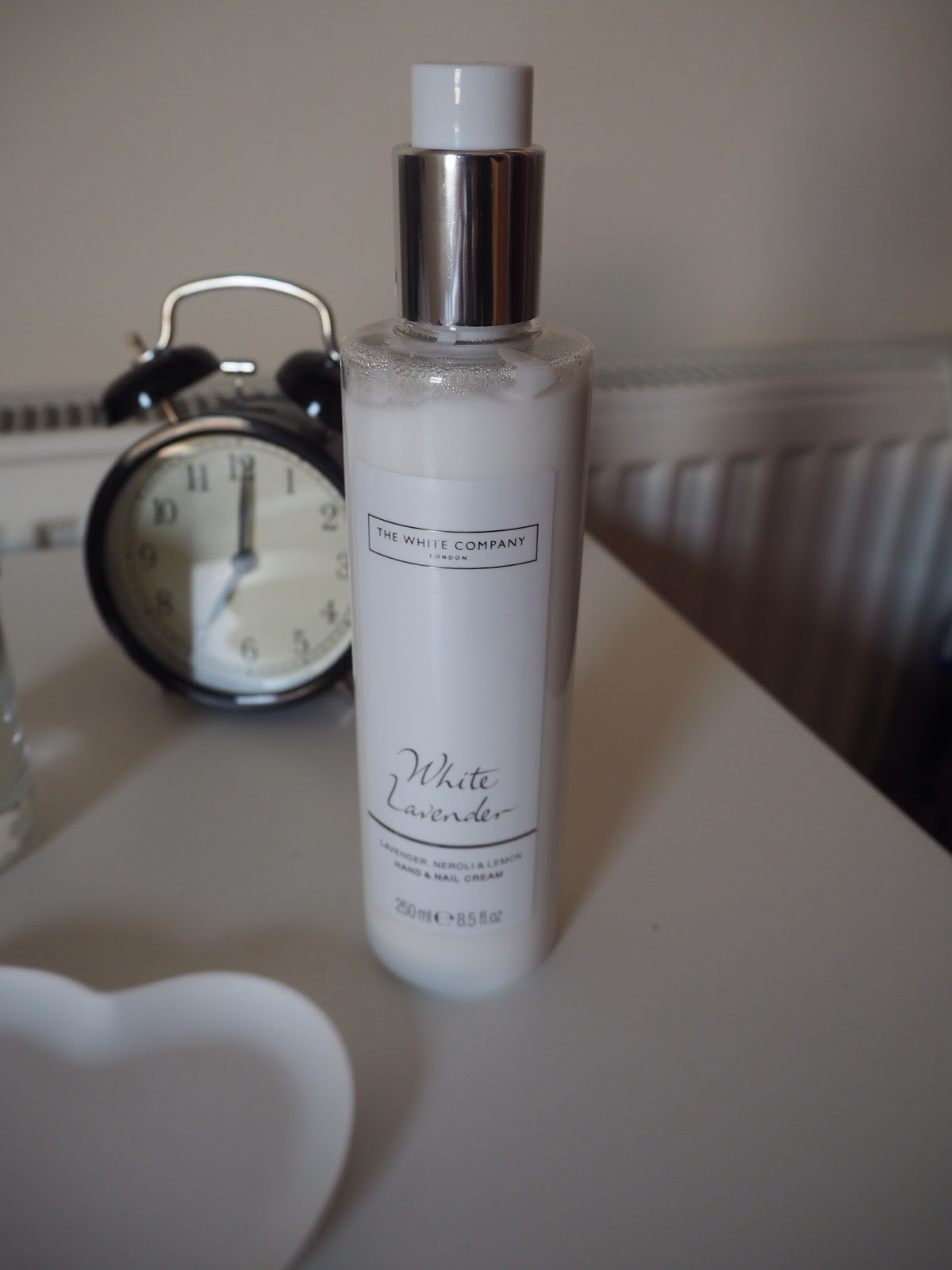 Bedside Table Additions   The White Company / Madolyn Thinks